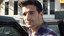 Mark Ballas -- Taken To Hospital After Bad Car Accident