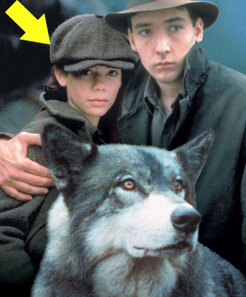 "Meredith Salenger is best known for playing the adventure-seeking tomboy Natty Gann in the 1985 family film ""The Journey of Natty Gann."""