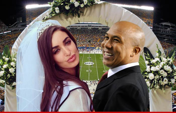 Hines ward is he married