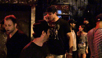 Kris Humphries Back On The Prowl -- Hits Hollywood Nightclub (VIDEO)