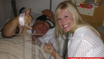 'Storage Wars' Auctioneer Dan Dotson -- I'm Done Smoking ... Double Brain Aneurysm Scared Me Straight