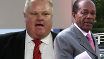 Marion Barry vs. Rob Ford -- Crack Mayor Face-Off