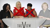 Firing Massacre at 'The View'