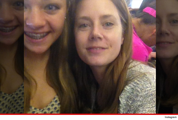 Amy Adams -- Gives Up ...