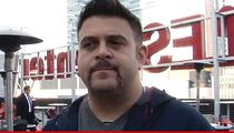 Adam Richman's New Show On Travel Channel PULLED After Online 'Suicide' Taunt