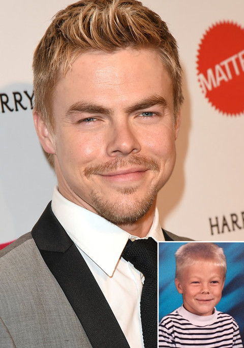 It's Derek Hough!