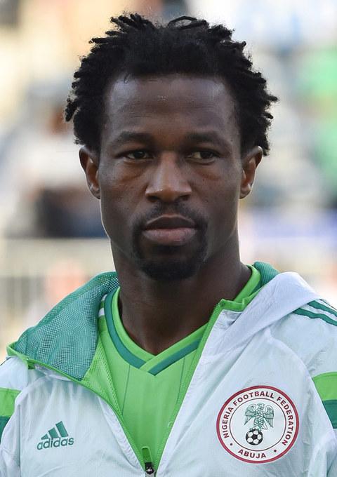 Nigeria's Eric Efe Ambrose