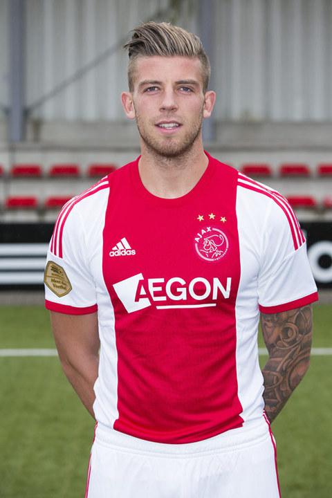 Belgium's Toby Alderweireld