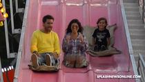 Scott Disick & Kourtney Kardashian -- We're A Family Again