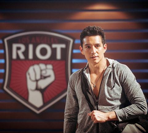 """Tony """"Matador"""" Bravo (LA Riot)"""