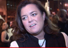 "Is Rosie Ready to Ditch ""The View"" -- Right Now?"