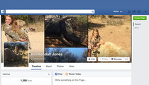 Teen Hunter Kendall Jones -- There's a Target on My Head ... Thanks to Facebook