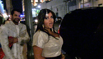'Shahs of Sunset' Star Mercedes Javid -- Lilly Ghalichi Was a Fraud of Sunset