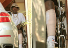 Tracy Morgan Recovering in Style -- First Pics Since NJ Turnpike Crash