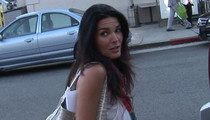 Angie Harmon -- I Need Protection ... A Scary Transient Is Demanding Rent