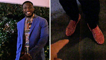 NFL Star Brandon Flowers -- Check Out My $2,000 Shoes ... Men Can Rock Louboutin Too!