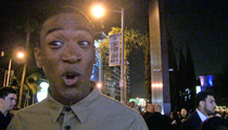 'Extant' Star Sergio Harford -- If I Met Malia Obama ... I Didn't Know It!