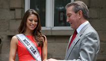 Miss USA Nia Sanchez -- Learns Name of Nevada Capital … Even Finds It On a Map