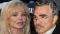 Loni Anderson to Burt Reynolds:  Pay Your 20-Year-Old Divorce Debt, Deadbeat!