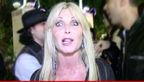 David Hasselhoff's Ex-Wife Targeted for Hit-and-Run -- Witness Says She Was Wasted