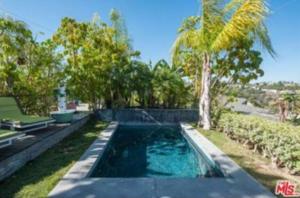 Jillian Michaels' Hollywood Hills Home -- $old!