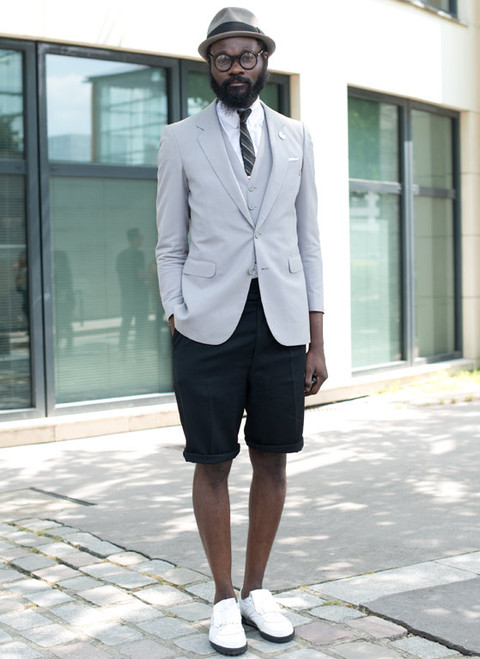 It's Hipster Tailor Shaka Maidoh!