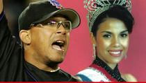 Ex-NY Mets Pitcher -- DEADBEAT DAD ... Says Beauty Queen
