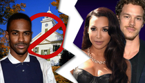 Naya Rivera -- Surprise Wedding … Somethings Are Borrowed From Ex-Fiance