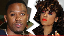 Keyshia Cole's Husband -- I Didn't File Divorce Papers ... But a Loco Impostor Did!