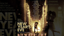 'New Year's Eve' Movie -- Crew Guy Sues -- My Head Got Forked Up On Set