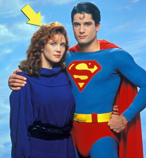 """Stacy Haiduk is best known for playing the lifelong friend and love interest Lana Lang in the early '90s television series """"Superboy."""""""