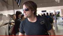 Keith Urban Concert -- Drunken Mess ... Dozens of People Treated, Arrested for Alcohol-Related OD