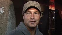 Lane Garrison -- Makes Clean Prison Break ... After Completing Batterer's Program