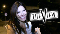 'The View' -- Tappin' Latin Talent ... Lauren Sanchez to Guest Co-Host