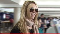 Lisa Kudrow -- Dodges Bullet on Jury Duty