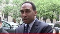 Stephen A. Smith -- SUSPENDED by ESPN for Domestic Violence Remarks