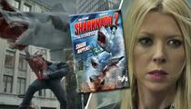 Tara Reid -- 'Sharknado 2' Was Cool, But 3 Is Gonna Be ...