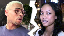 Karrueche Tran DUMPS Chris Brown