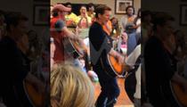 Kevin Bacon -- Everybody Cut Loose ... He's Singing Footloose