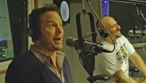 Chris Pratt Raps Eminem -- IT'S AWESOME!!!!! (VIDEO)
