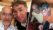 Bill Nye the Science Guy -- Accused of Experimenting with 'Star Trek' Buddy