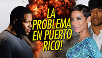 Nicole Murphy -- One-on-One with Ex-NBA Star Jimmy Jackson for Puerto Rican Vacay