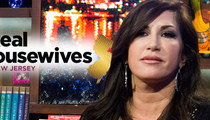 'Real Housewives of New Jersey' Re-Hires Fired Star Jacqueline Laurita
