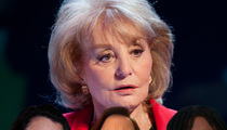 The View -- Whoopi Goldberg Takes Shot at Barbara Walters During Heated Test Show
