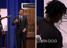 Wiz Khalifa -- Skips Court ... But Makes Time for Fallon