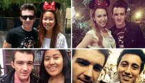 Drake Bell -- Possibly Living at Disneyland