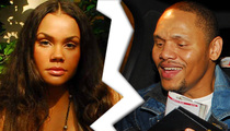 Da Band Singer Divorces -- Abused Hubby No Longer Stoked For Marriage