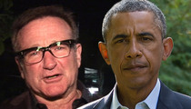 Robin Williams -- President Obama: He Touched Us All