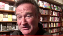 Robin Williams -- Parkinson's a Factor in Suicide ... But NOT the Cause