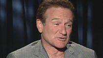 Robin Williams' Last Movie -- Ironic Scene About Alcohol